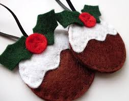 fresh design felt christmas decorations ornament pattern and