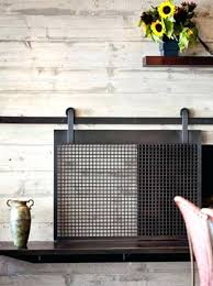 fireplace cover up fireplace cover ideas best interior sliding doors ideas fireplace