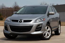 mazda cx7 mazda cx 7 acting like a beast