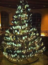 80 homemade wine bottle crafts christmas tree diy christmas