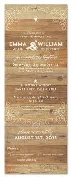 send n sealed woodsy wedding invitations back country by