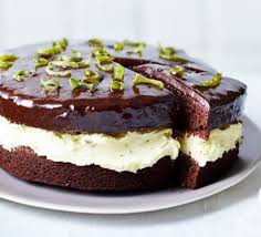 chocolate u0026 lime cake recipe bbc good food