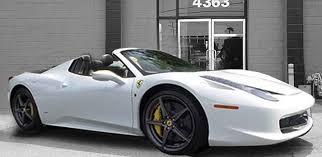 458 rental las vegas 458 spider for rent legends car rentals car
