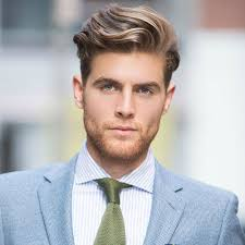 textured top faded sides 19 classy hairstyles for men