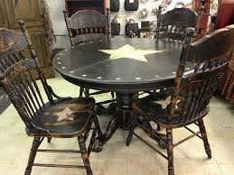 How To Paint Kitchen Table And Chairs by Farm Table And Chair Updo Ranch Turquoise And Paint Furniture