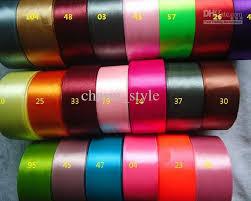 cheap satin ribbon 2017 6 2015new cheap 38mm wedding gift satin ribbon craft