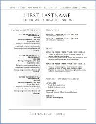 resume template microsoft word 2007 free resume templates