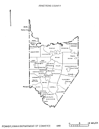 armstrong cus map pa state archives pennsylvania county municipalities map