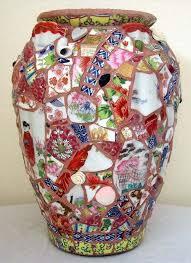 Mosiac Vase 225 Best Mosaic Vases Images On Pinterest Mosaic Vase Mosaic