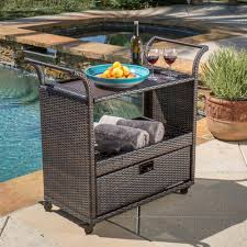 Selling Home Decor Best Selling Home Decor Moretti Outdoor Serving Cart The Mine