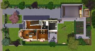 Halliwell Manor Floor Plans by Mod The Sims 1930s Detached