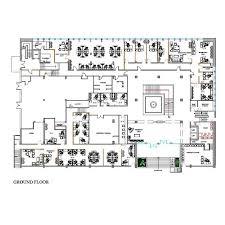 plan des bureaux design de bureaux plan de cad cadblocksfree cad blocks free