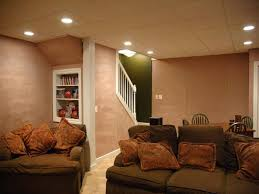 Basement Room by Magnificent Basement Living Space Ideas With Design For Basement