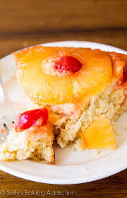 pineapple upside down cake sallys baking addiction