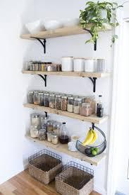 kitchen wall shelves ideas best 25 kitchen wall shelves ideas on open shelving open shelf