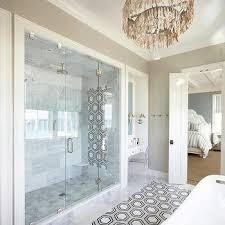 master bathroom tile designs black and white hexagon bathroom tiles design ideas