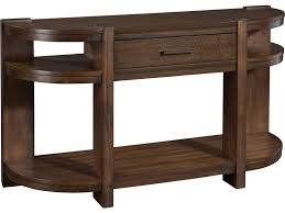 Media Console Tables by Broyhill Home Entertainment Ryleigh Media Console Table 3185 009