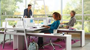 The Open Table Is The Open Office The End Of Privacy Steelcase