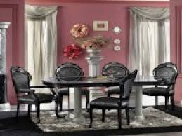 dining furniture room round stainless steel table home design