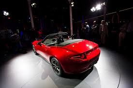 peugeot car of the year mazda mx 5 wins 2016 world car of the year by car magazine
