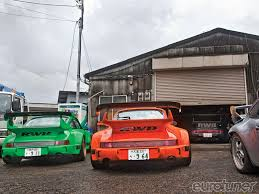 ruf porsche wide body hide your aircooled porsches because