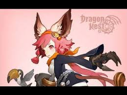 new machina new class machina in level 90 dragon nest kr youtube