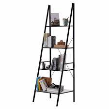 Ladder Bookcase by Aliexpress Com Buy Lifewit 4 Shelf Ladder Bookcase Multilayer