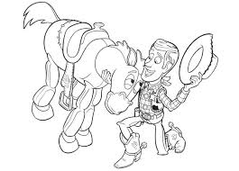 printable 13 toy story bullseye coloring pages 7046 free
