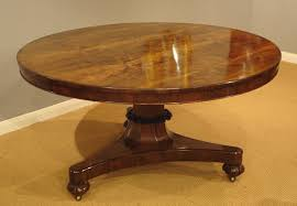 round mahogany dining table antique rosewood breakfast table large round antique table
