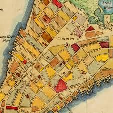 Wall Map Of New York City by City Plan Of New York 1776 Revolutionary Era Map Battlemaps Us