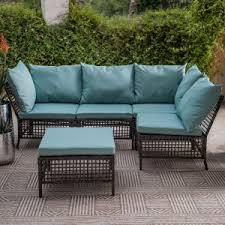 outdoor sectional furniture hayneedle