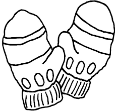 winter hat coloring pages coloring pages mittens funycoloring