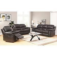 Leather Reclining Sofa Leather Furniture Sam U0027s Club