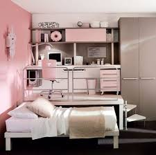 Ideas For Small Girls Bedroom 55 Thoughtful Teenage Bedroom Layouts Digsdigs Within Bedroom