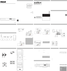 dvd home theater sound system panasonic rca home theater system rtd325w user guide manualsonline com