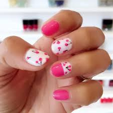 l a u0027s olive u0026 june shares the latest nail art trends