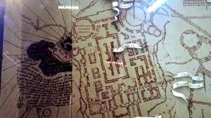 Harry Potter World Map by How Harry Potter Marauders Map Works Youtube