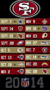 best 25 49ers football schedule ideas on cowboys
