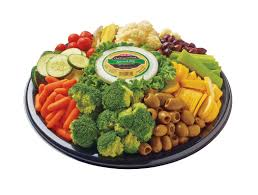 thanksgiving veggie platter deluxe veggie relish tray shop fruit and vegetable trays at heb