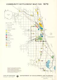 Chicago Community Map by Map Of The Month Archive Map U0026 Large Format Document Scanning