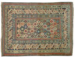 Kuba Rug Cici Ancient Caucasian Rug Knotted In The Kuba The Carpet