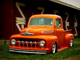 Classic Ford Truck Gifts - 1952 ford custom idee cadeau