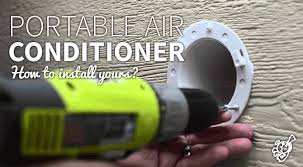 how to install a portable air conditioner u2022 the air geeks reviews