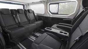 opel vivaro interior vauxhall u0027s new vivaro tourer weekender is a budget vw camper