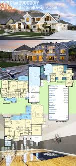 1 luxury house plans 3475 best house images on architecture house