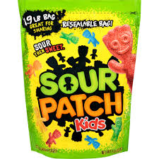 Sour Patch Kid Costume Halloween Sour Patch Kids Big Soft U0026 Chewy Candy Family Size 1 8 Lbs