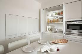cabinet doors that slide back kitchen contemporary kitchen other by elad gonen