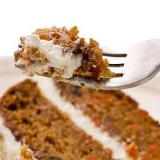 carrot spice cake by the pound
