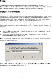 v2 7 x installation on a database server note this document is to