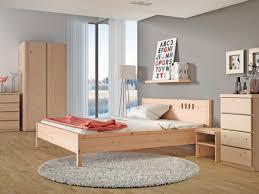 Schlafzimmerschrank Zirbe Zirbenschlafzimmer Mit Zirbenholzbett